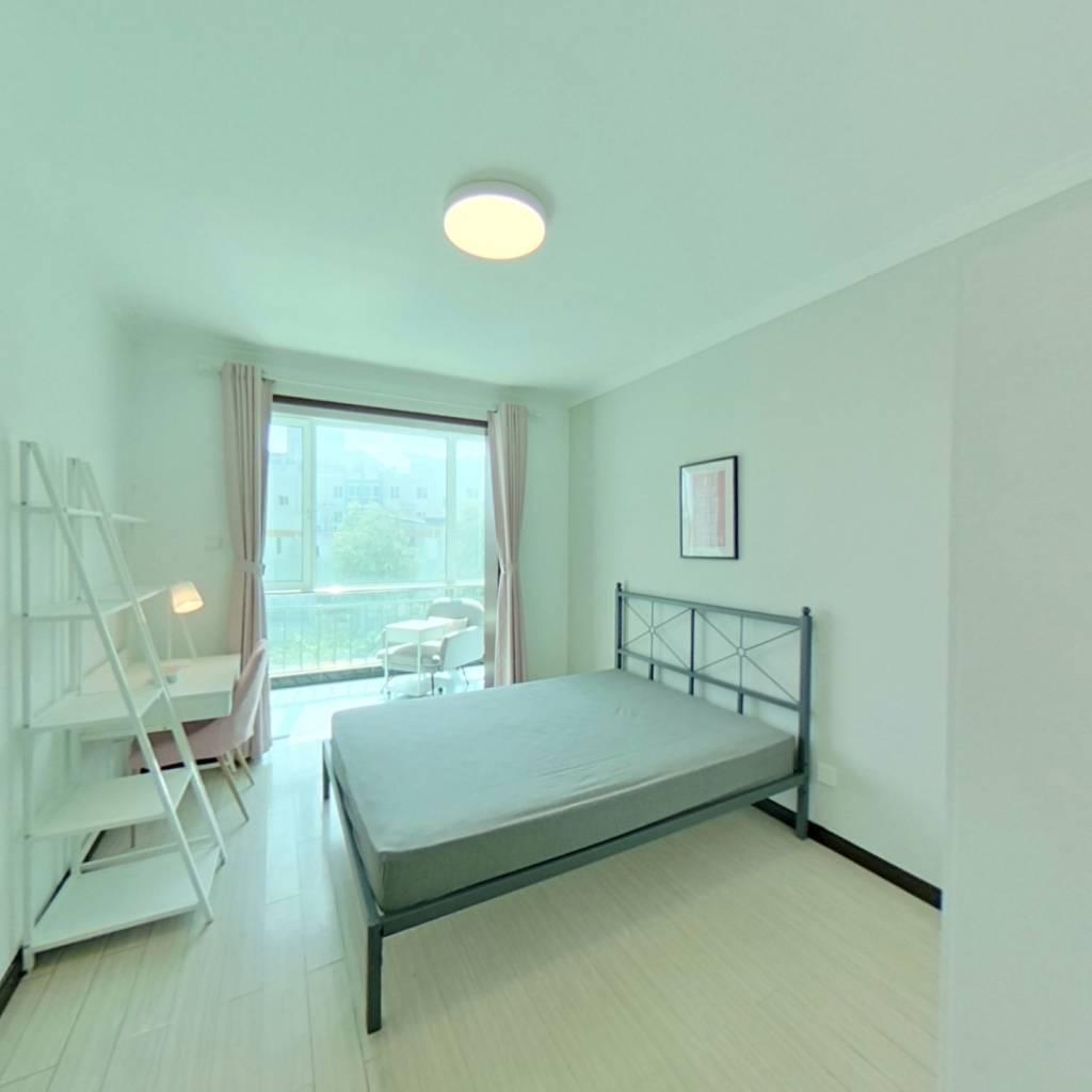 合租·龙鼎园 3室1厅 东卧室图