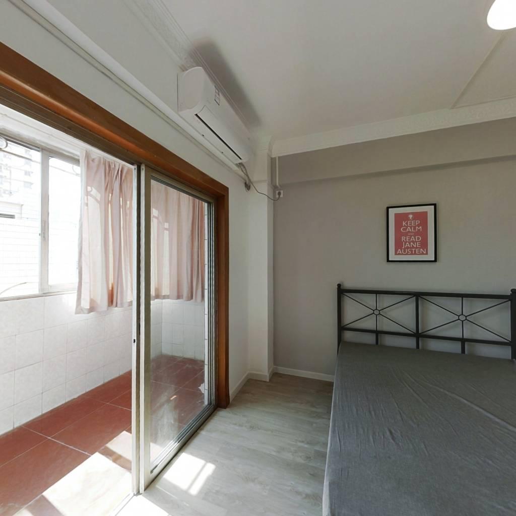 合租·丽景花苑 3室1厅 东卧室图