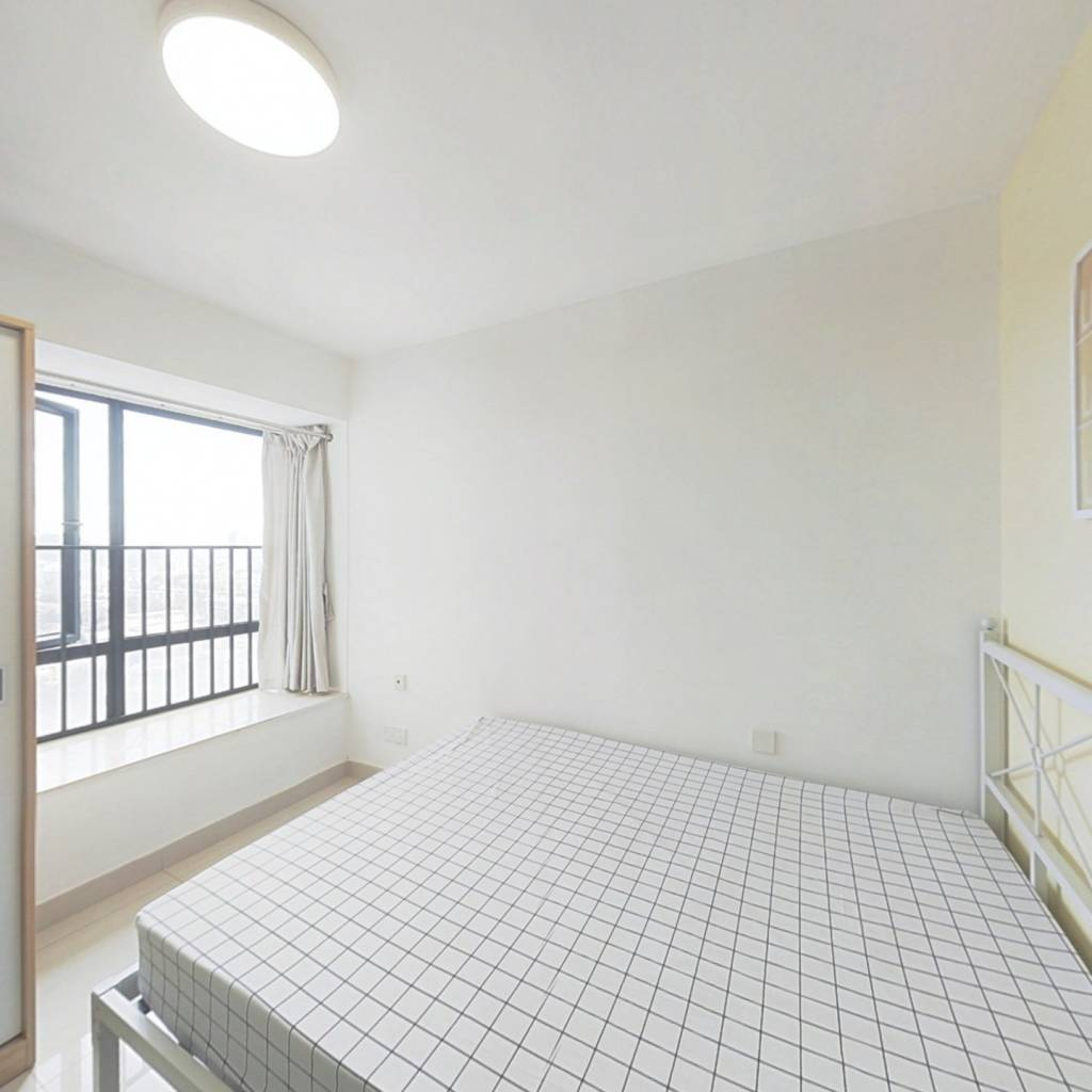 合租·江北西苑 3室1厅 东卧室图