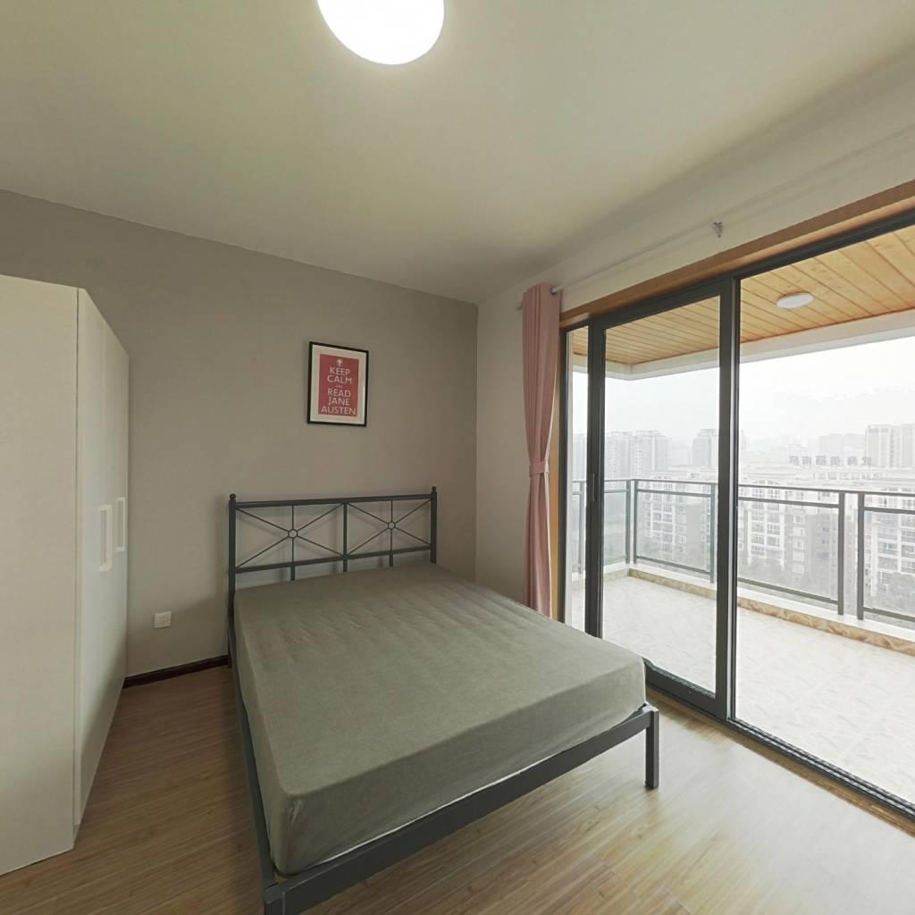 合租·东苑B区 4室1厅 南卧室图
