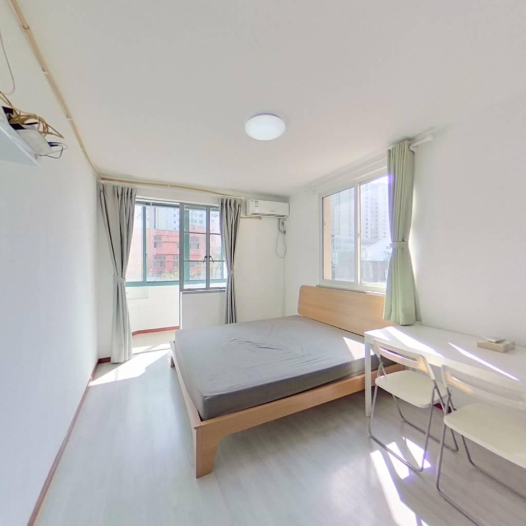 整租·丽园路710弄 2室1厅 南卧室图