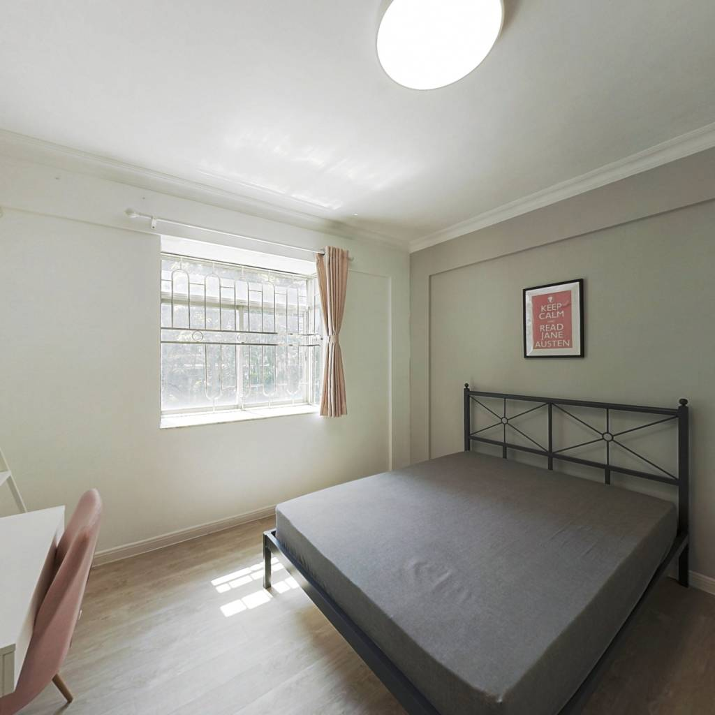 合租·东晖花园 4室2厅 南卧室图