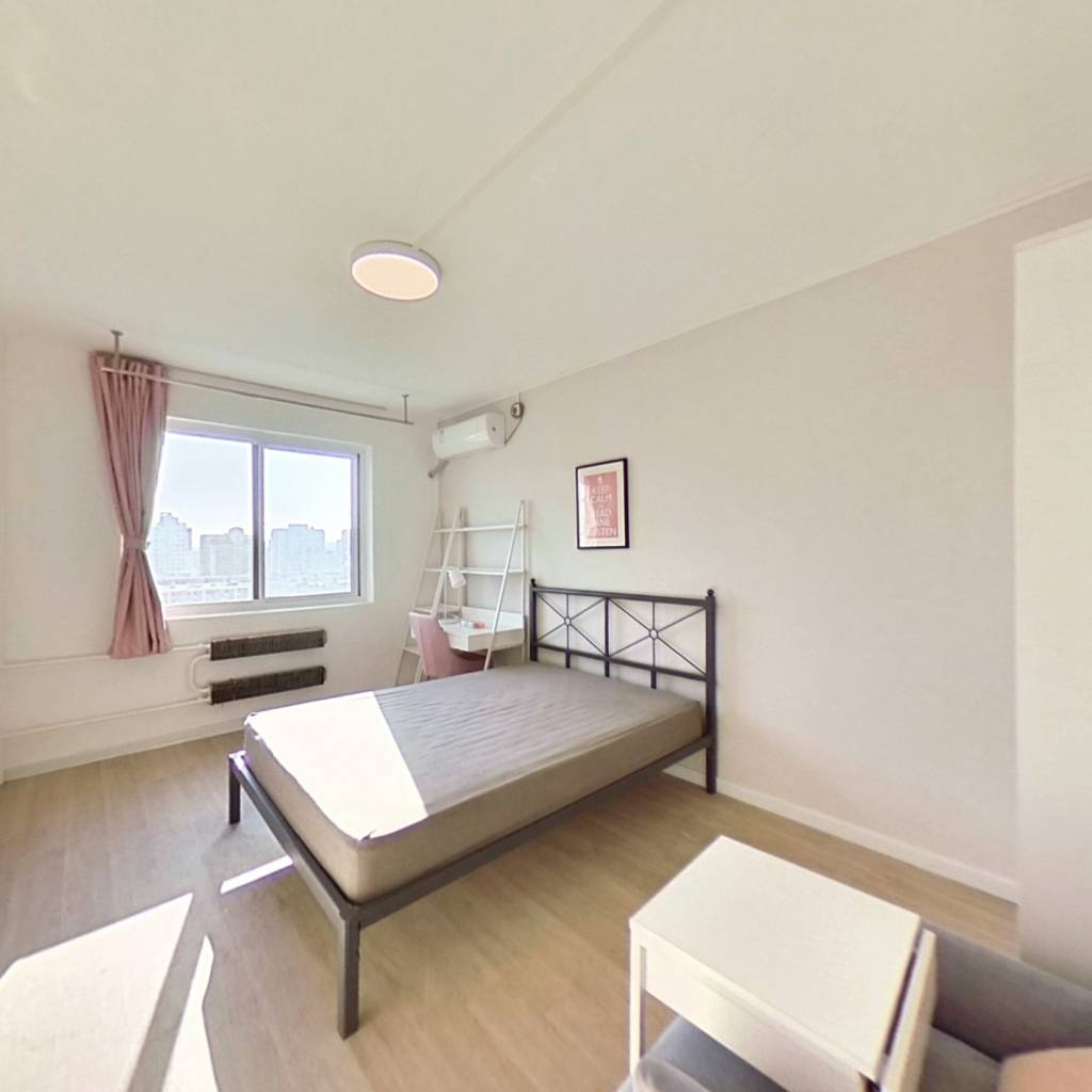 合租·新外大街21号院 2室1厅 南卧室图