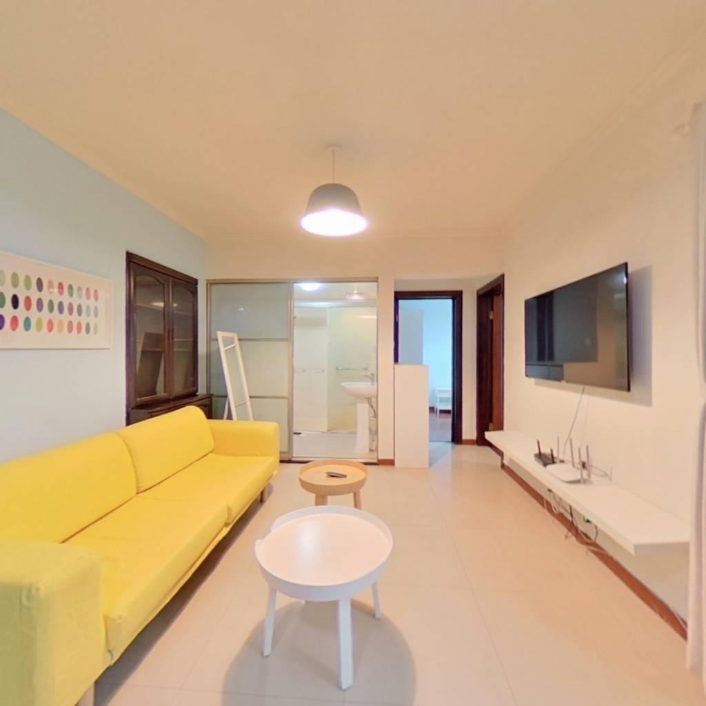 整租·平江盛世家园 2室1厅 北卧室图