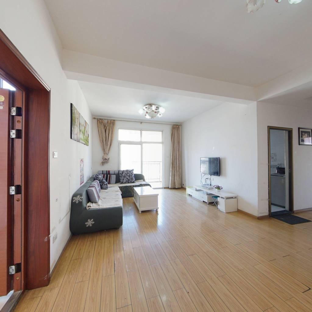 珩生的两居室,朝南户型,高楼层,采光好,视野开阔