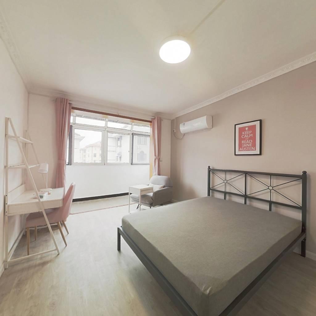 合租·王满小区 3室1厅 南卧室图