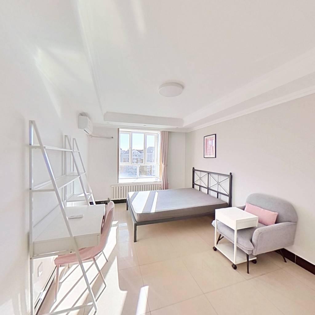 合租·北店嘉园 5室1厅 南卧室图