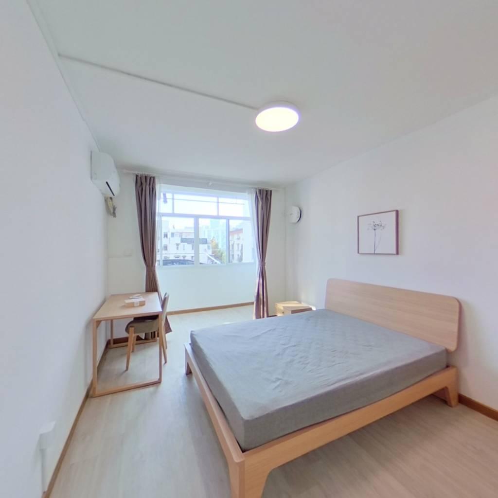 整租·洛川中路1100弄 2室1厅 南卧室图