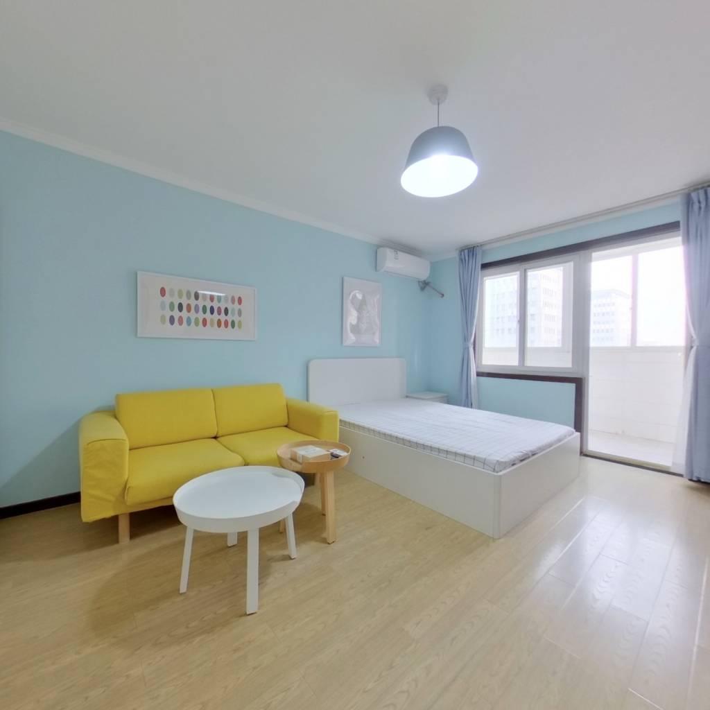 整租·南运巷 2室1厅 东卧室图