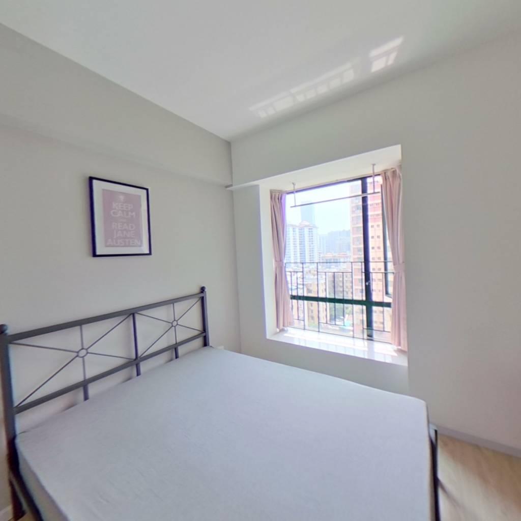合租·润汇大厦 3室1厅 南卧室图