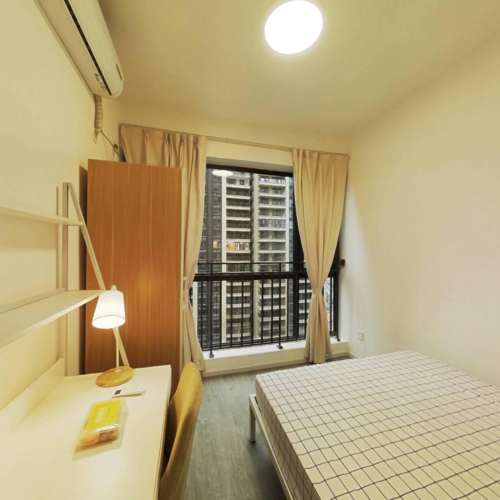 合租·北大资源颐和翡翠府 5室1厅 南卧室图