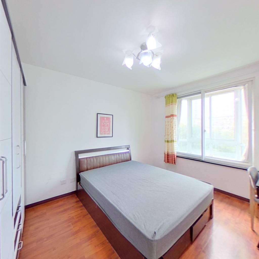 整租·菊园 2室1厅 西卧室图