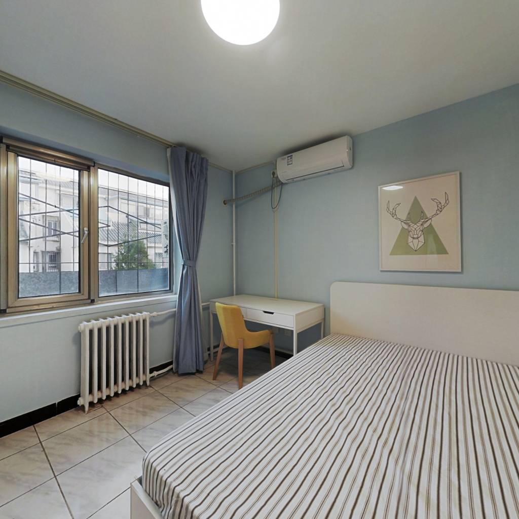 整租·右安门内西街1号院 1室1厅 南卧室图
