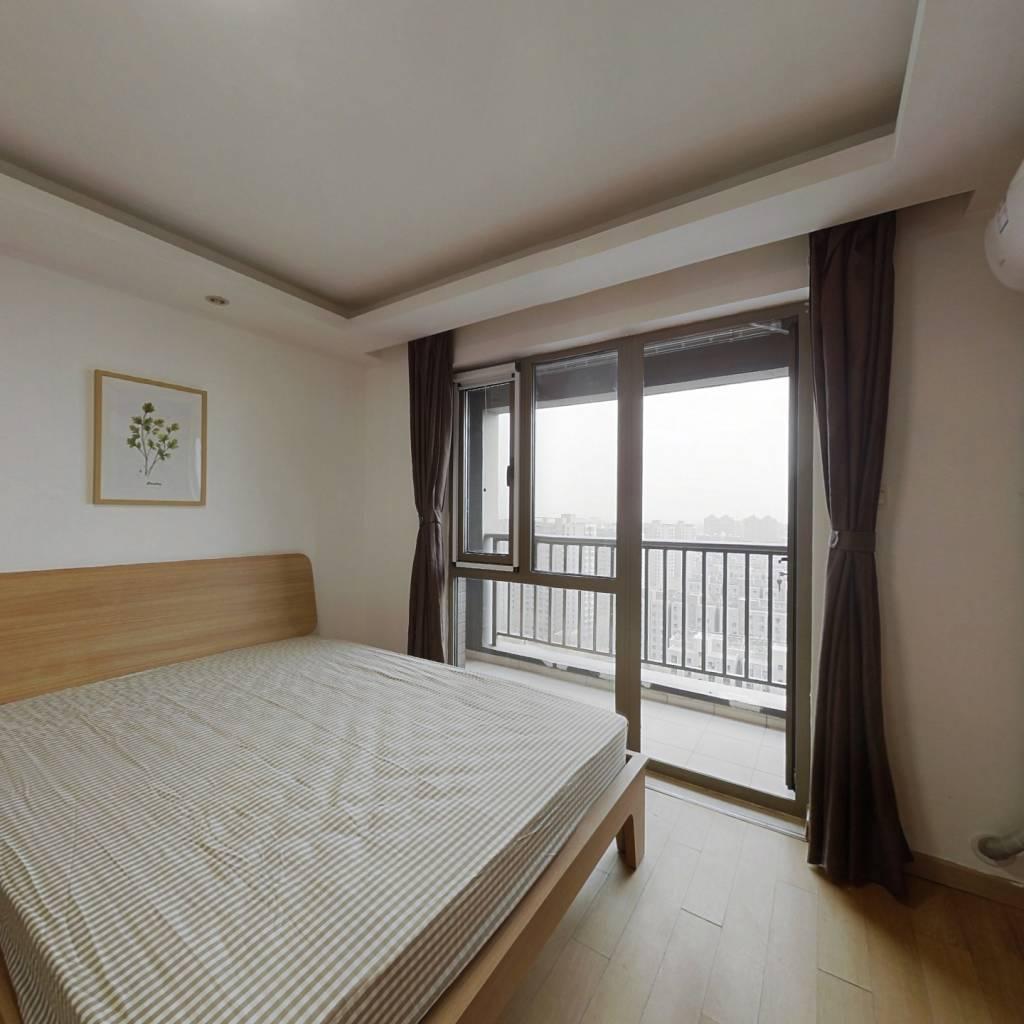 合租·长阳半岛2号院 3室1厅 南卧室图