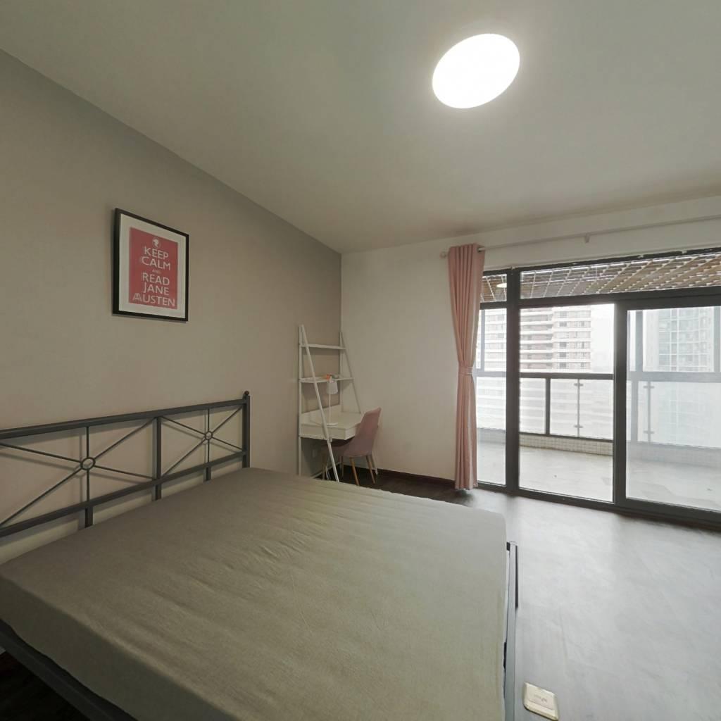 合租·康河郦景三期 4室2厅 南卧室图