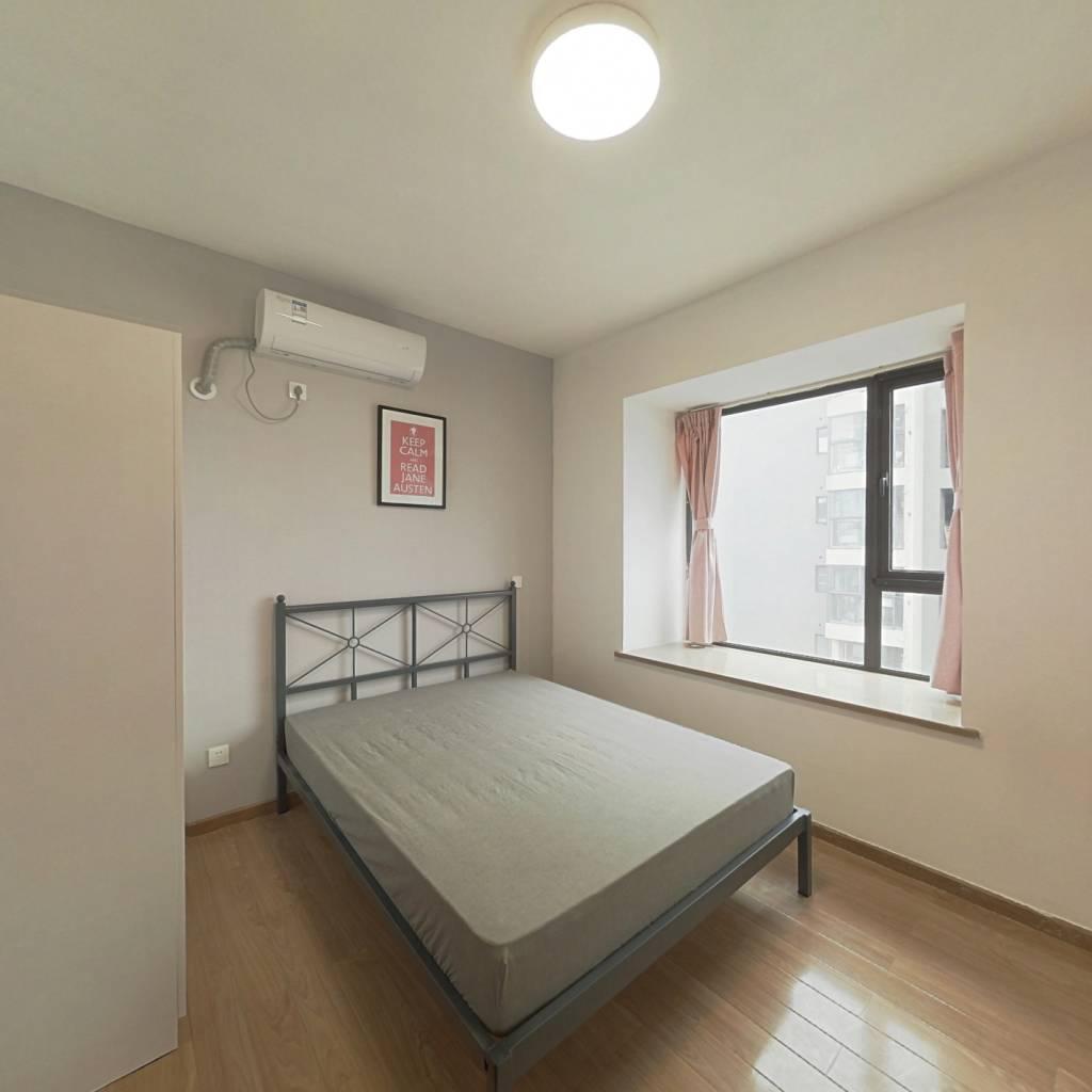 合租·优客联邦二期 3室1厅 东卧室图