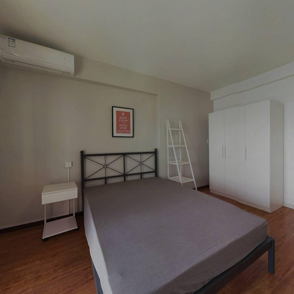 合租·百瑞景中央生活区二期西区 6室1厅 南卧室图