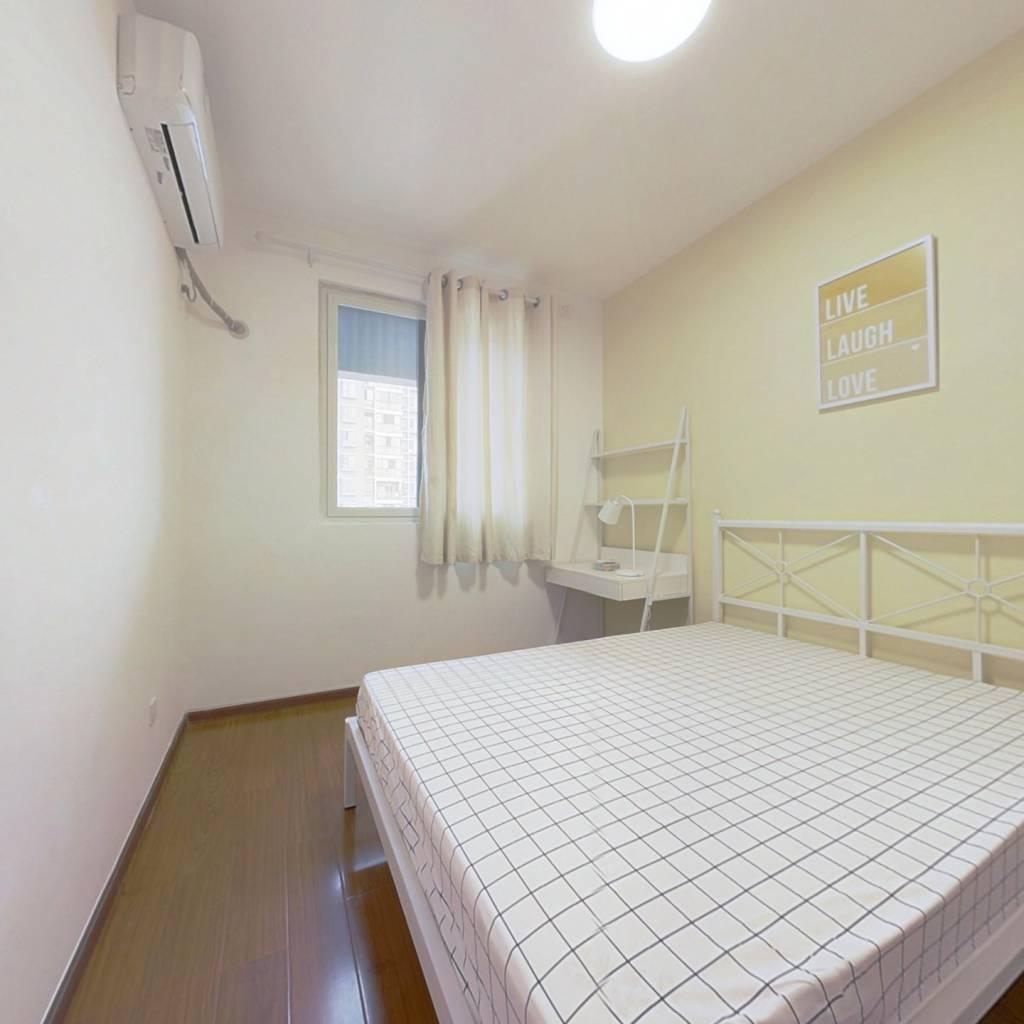 合租·龙门镇 3室1厅 东卧室图