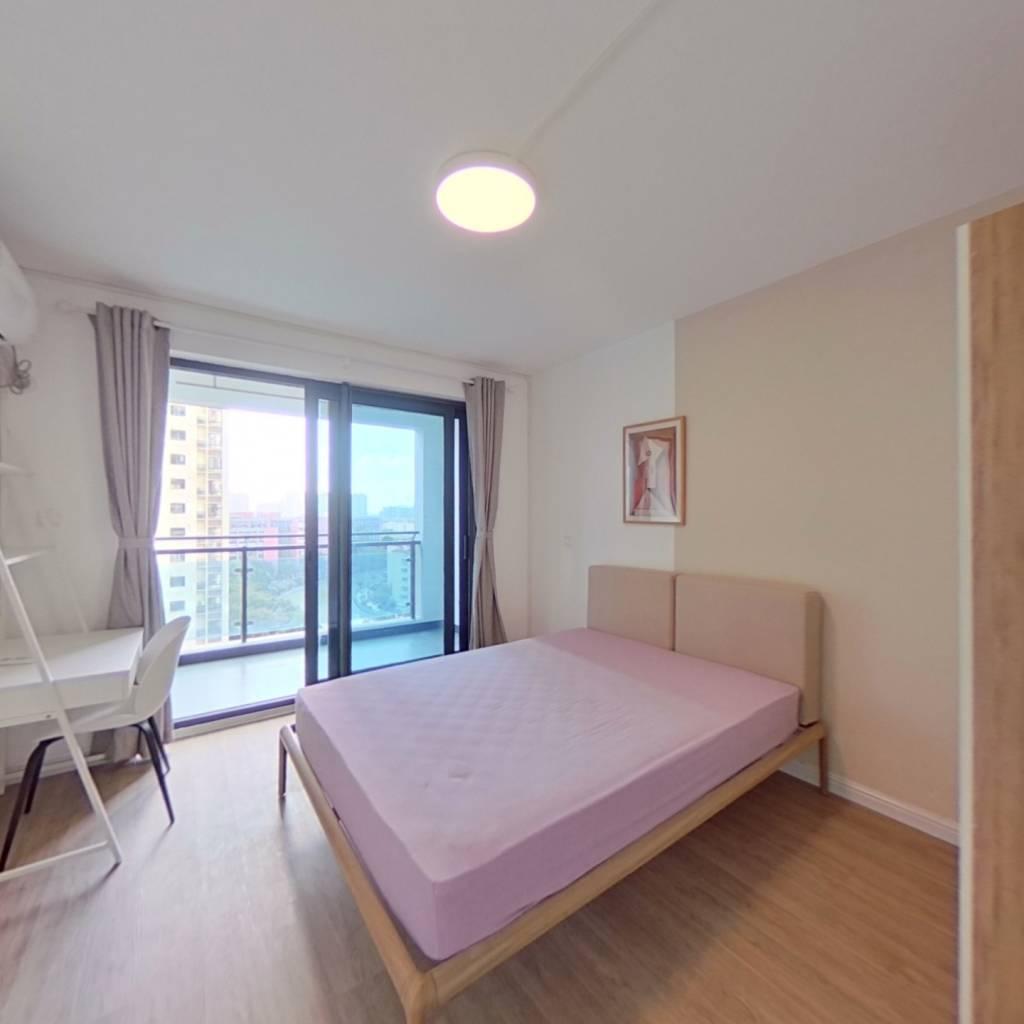 合租·华滨家园 3室1厅 南卧室图