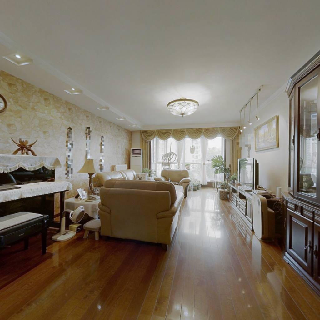 世纪城人大家属院四居室通透户型