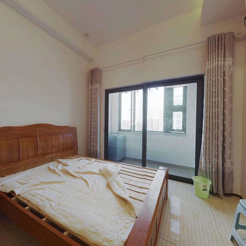 恒大绿洲精装修公寓拎包入住一室一厅