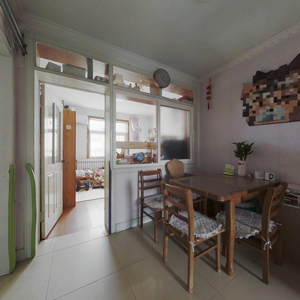两室一厅,多层公摊小,近四方利群悦荟生活便利