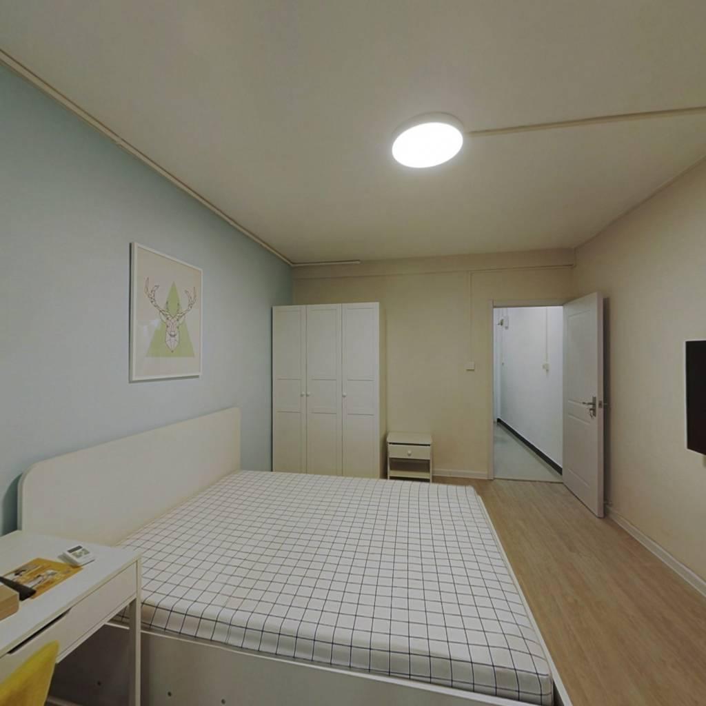 整租·申泉小区 2室1厅 南北卧室图
