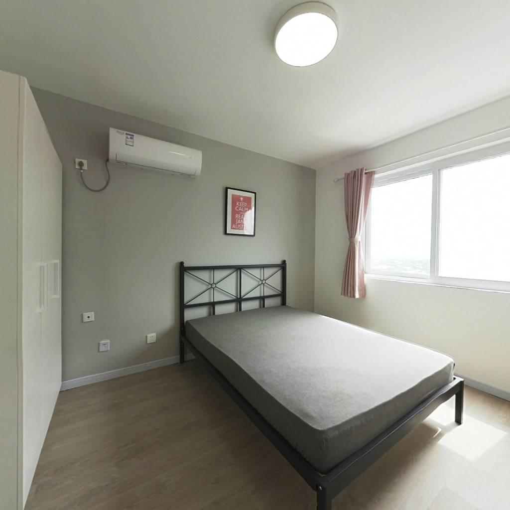 合租·瑞和城叁街区(汇臻路815弄) 2室1厅 南卧室图