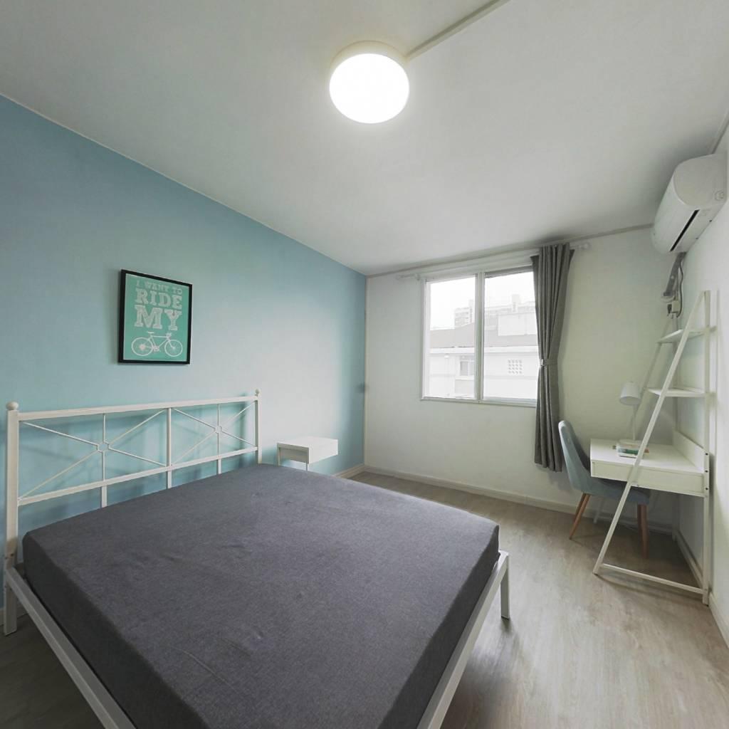 合租·祥东小区(虹口) 2室1厅 南卧室图