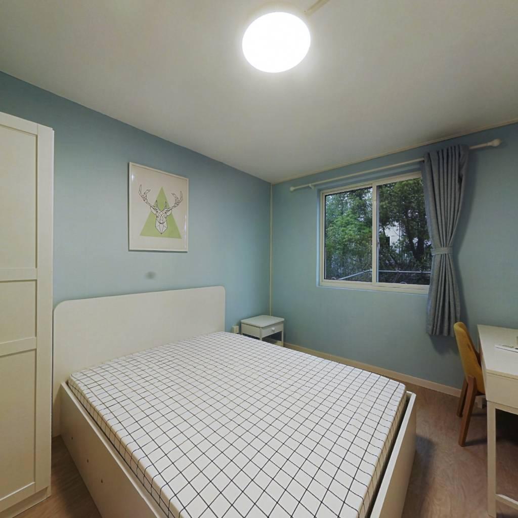 整租·南江苑 1室1厅 南卧室图