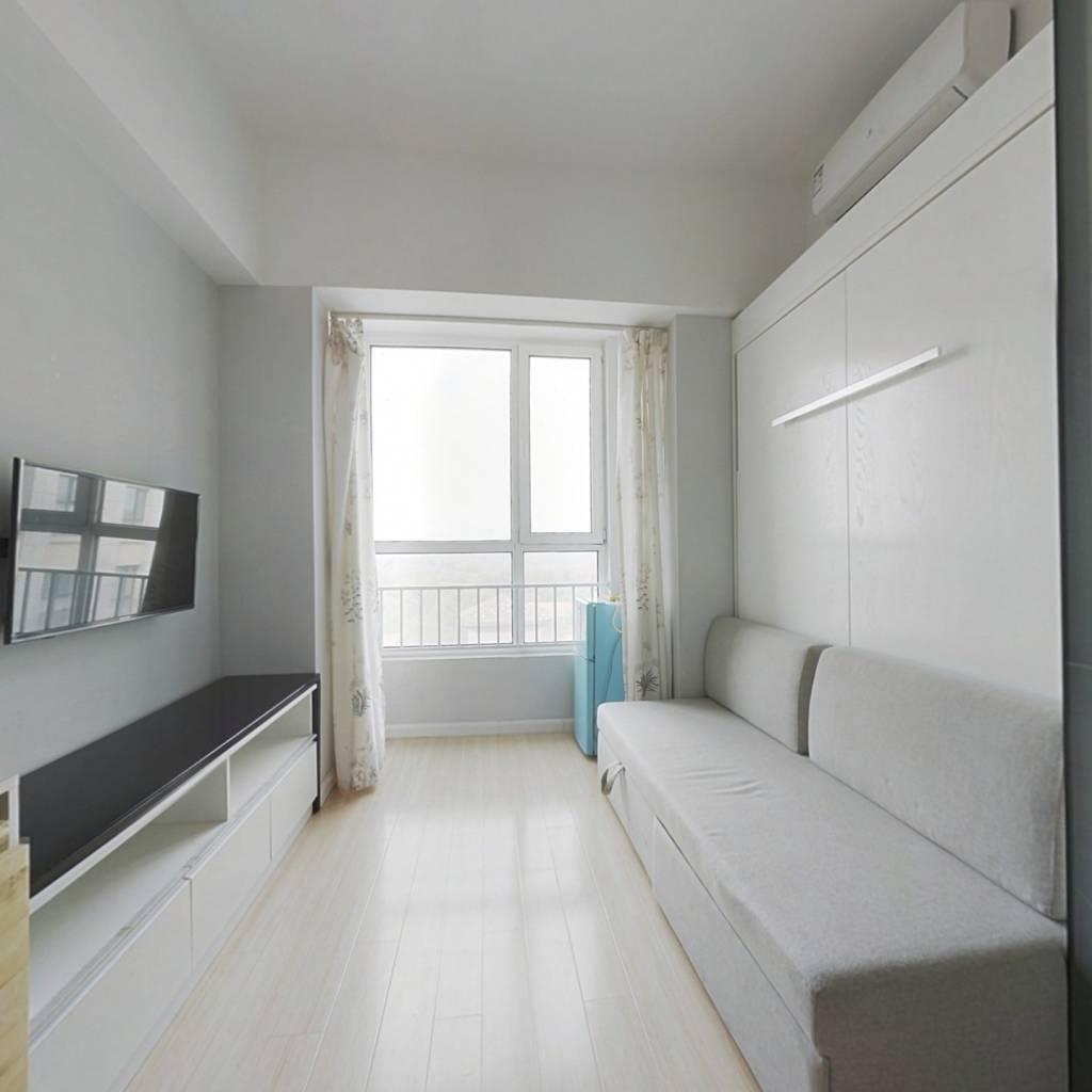 惠公寓 精装一居室 看房有钥匙