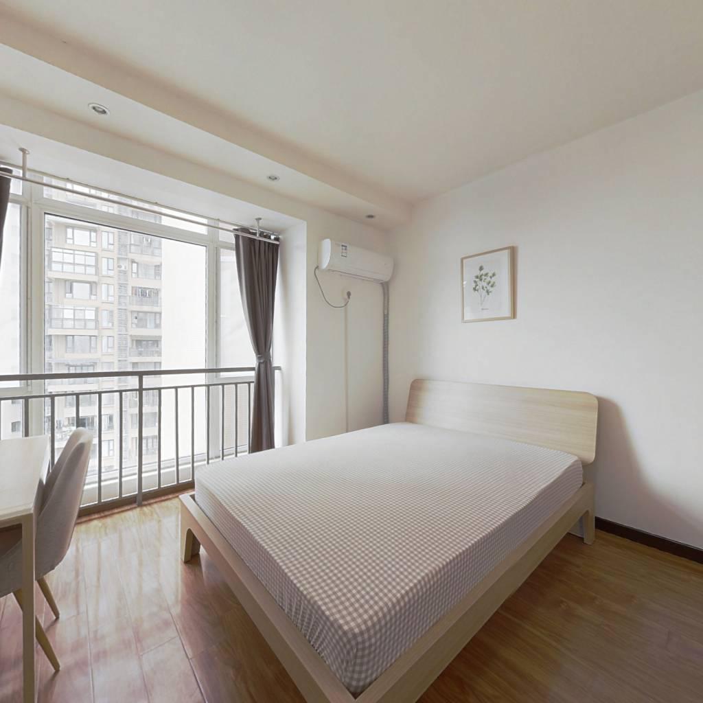 合租·比华利国际城二期 4室1厅 南卧室图