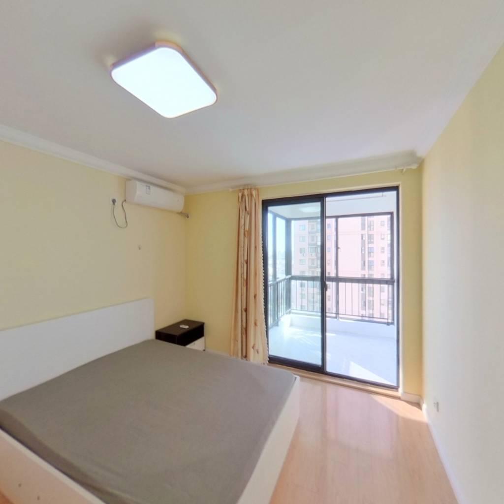 整租·依水园 2室1厅 南卧室图