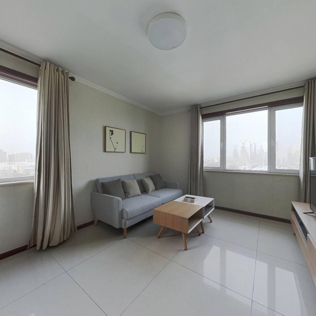 整租·丽泽景园 2室1厅 南卧室图