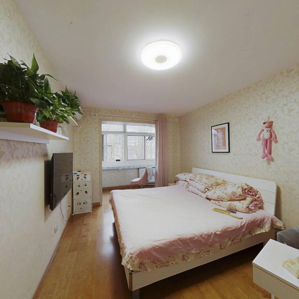南十里居  南北通透大2居室 满五年唯一2层