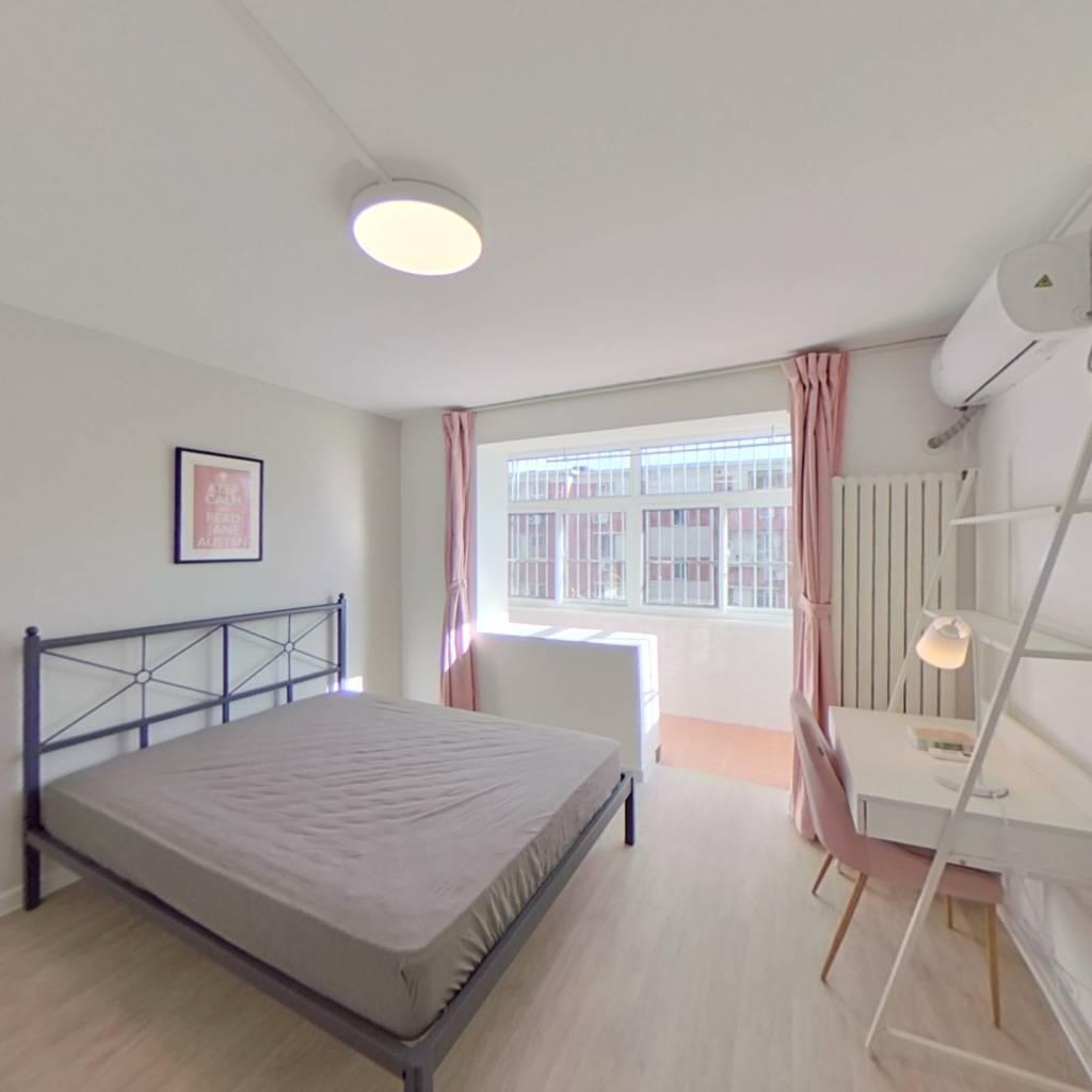 合租·永泰园 3室1厅 北卧室图