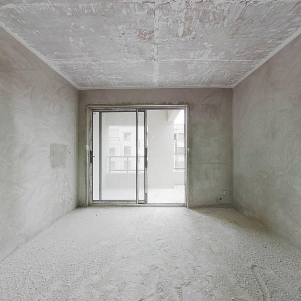 鲁能领秀城一街区3室2厅清水房