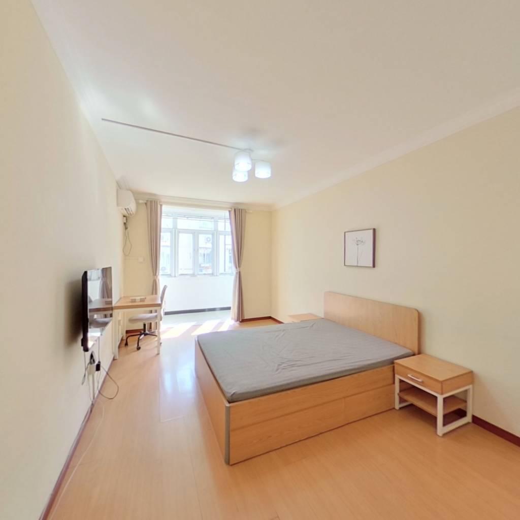 整租·延安中路955弄 2室1厅 南卧室图