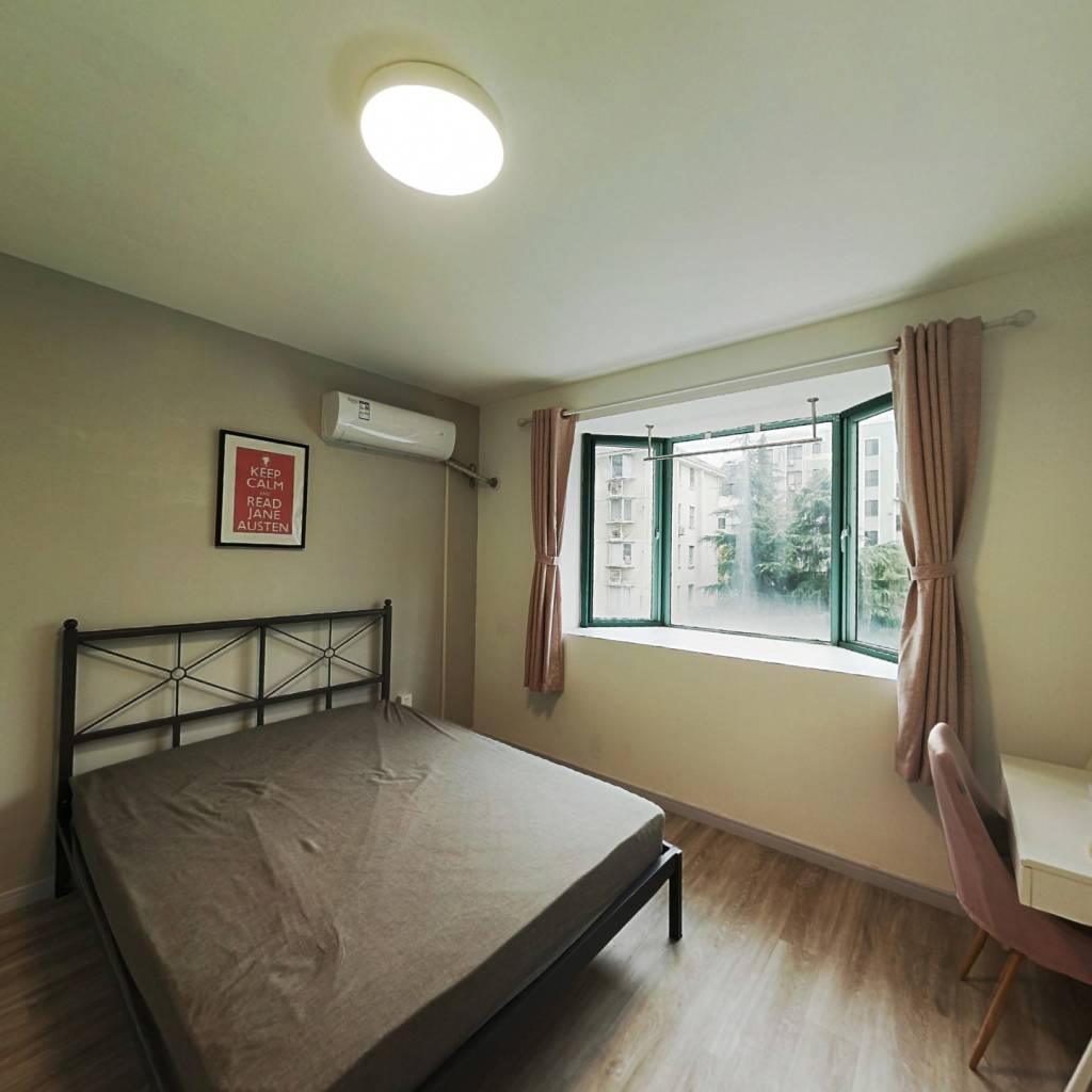 合租·光鸿苑 3室1厅 南卧室图
