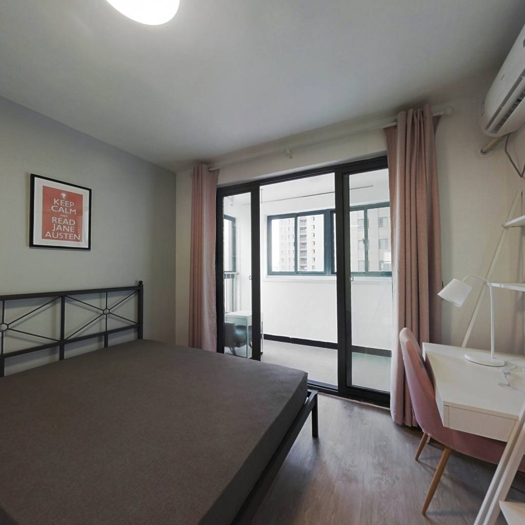 合租·小里新寓 4室1厅 南卧室图