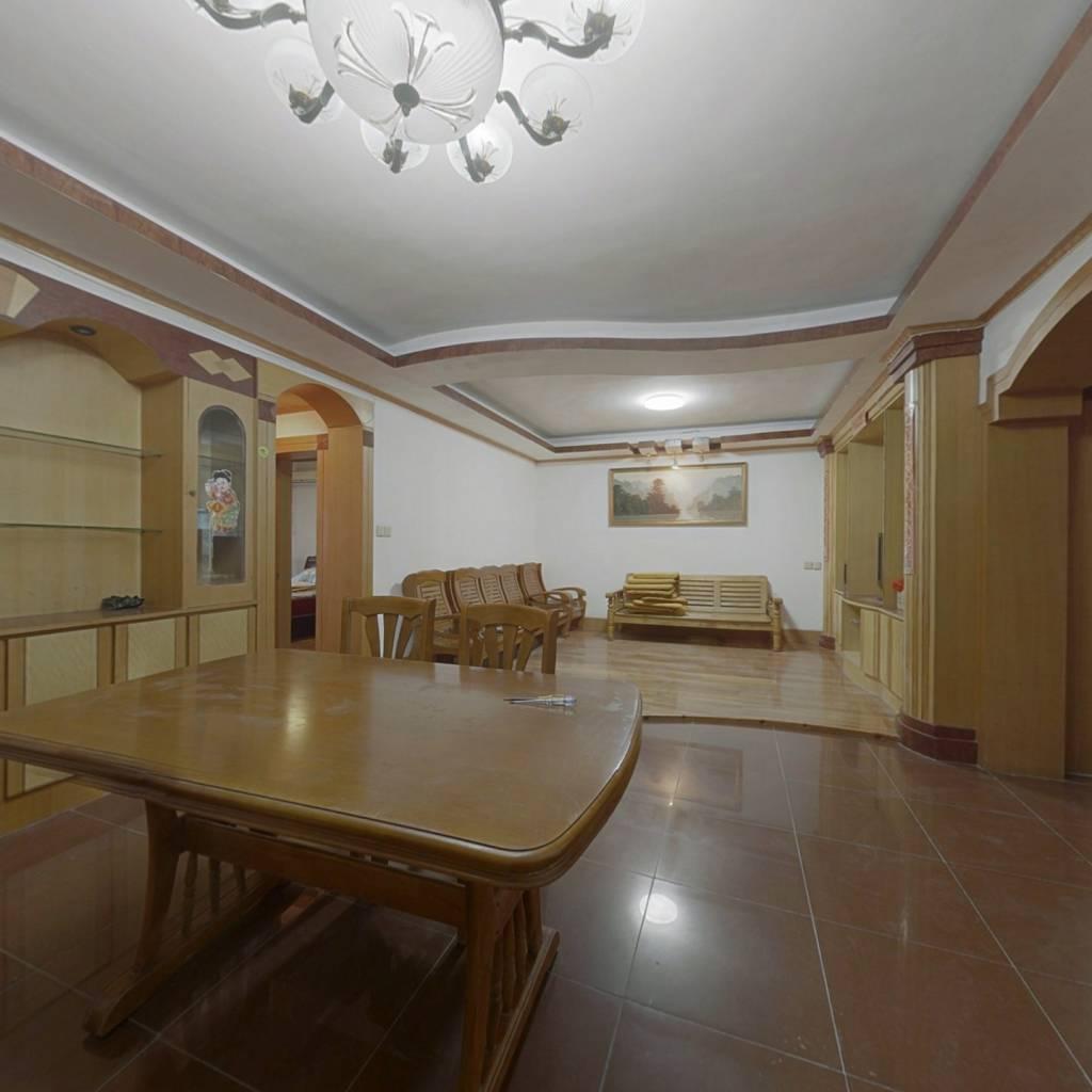 沁园新村C区 3室1厅 南
