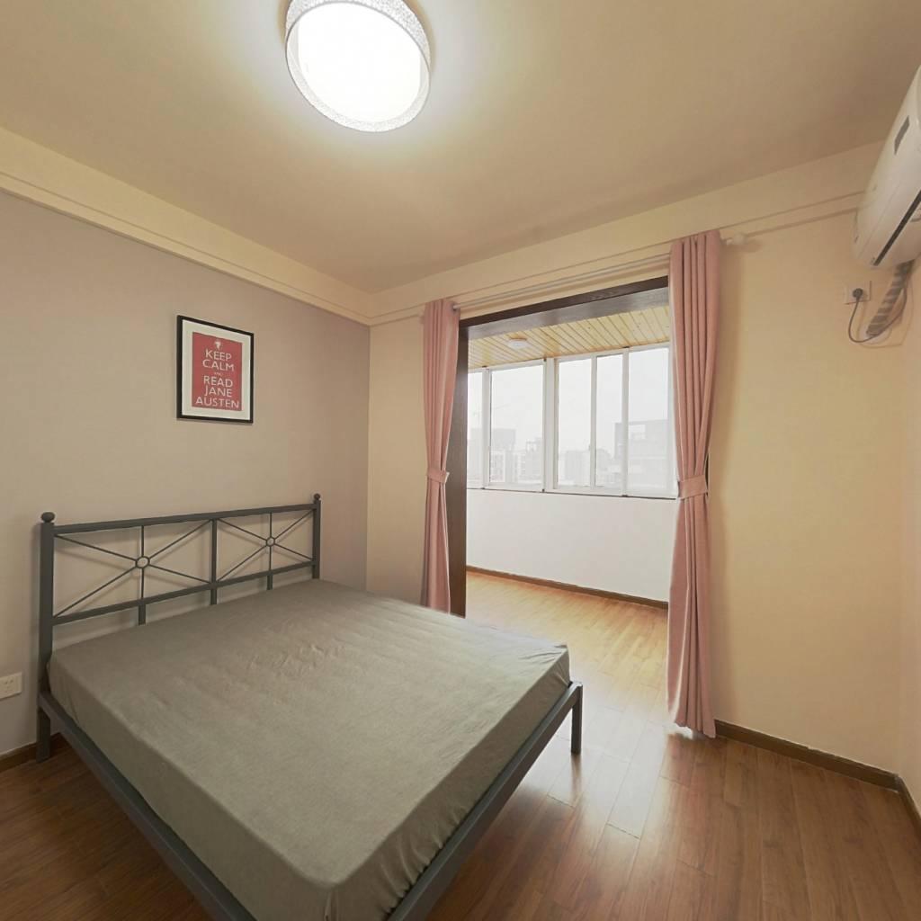 合租·金沙西园四期 3室1厅 南卧室图
