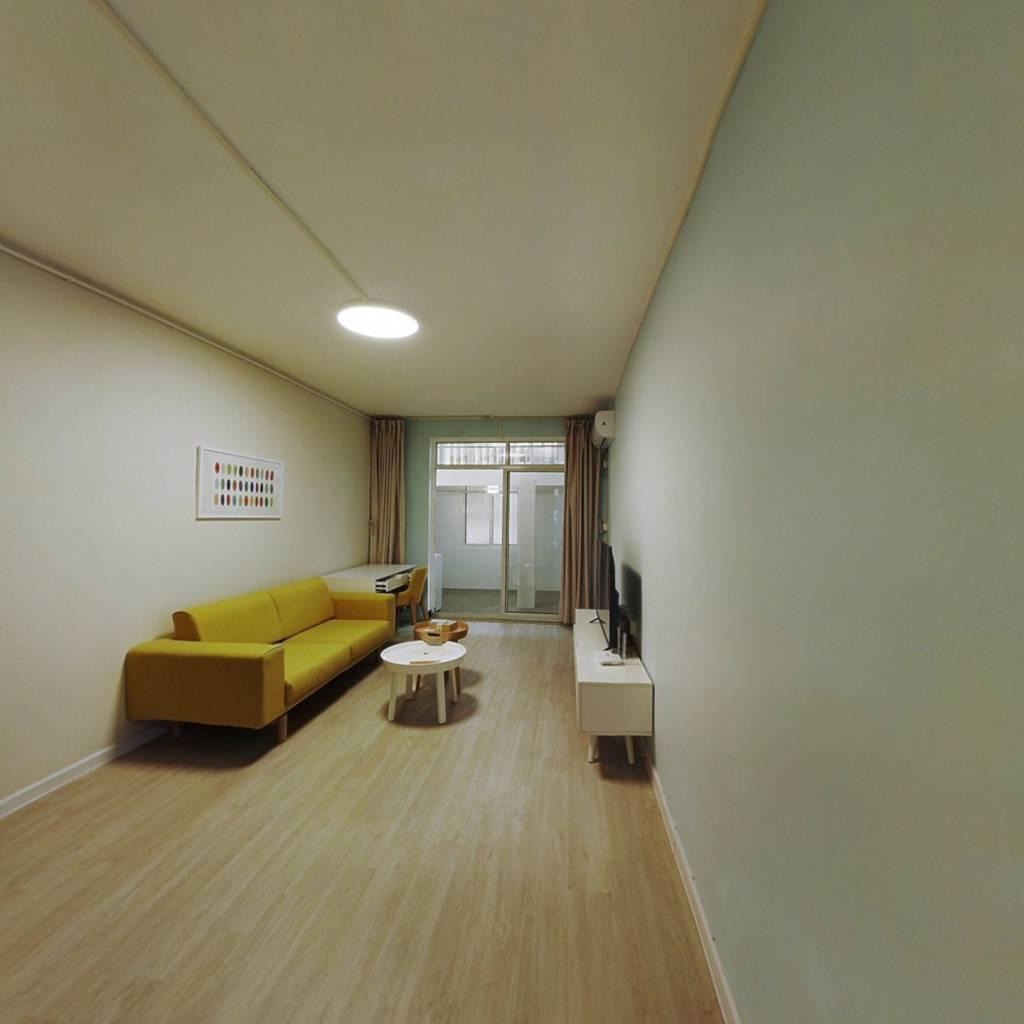 整租·控江七村 1室1厅 南北卧室图