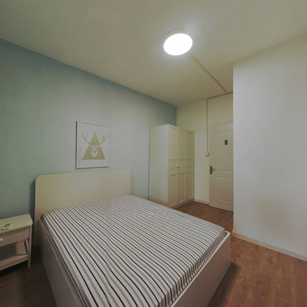 整租·瑞金新村 2室1厅 南卧室图