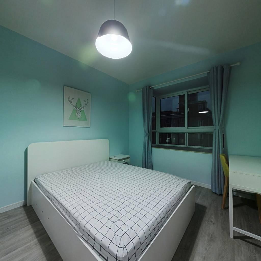 整租·菊祥苑 1室1厅 南卧室图