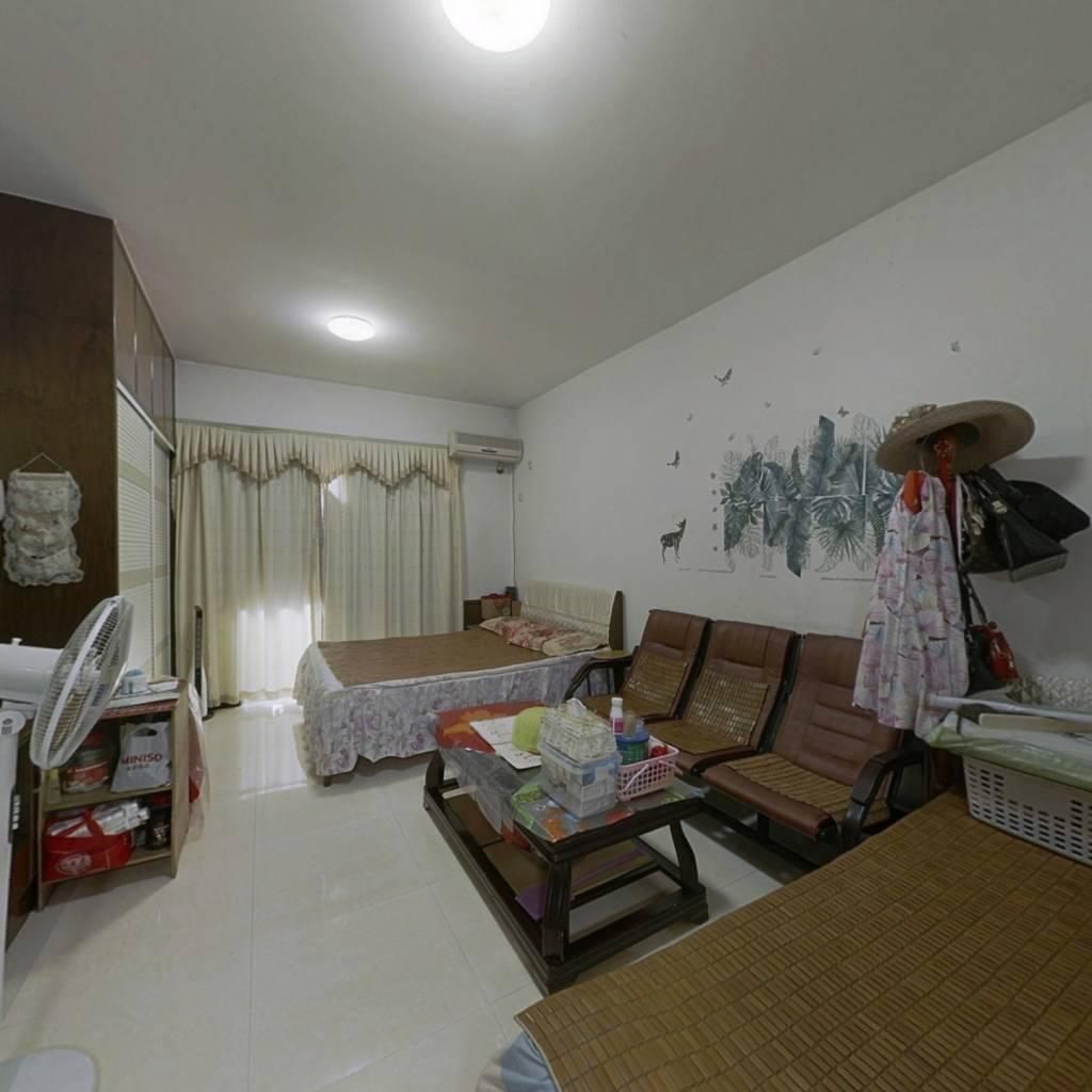 宏路片区美嘉城一房一厅精装单身公寓