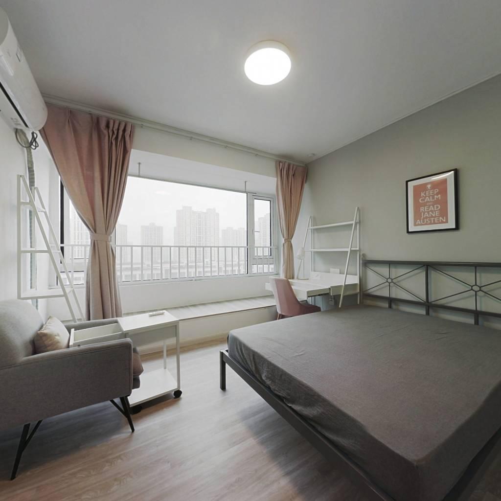 合租·滨江江南之星 5室1厅 南卧室图