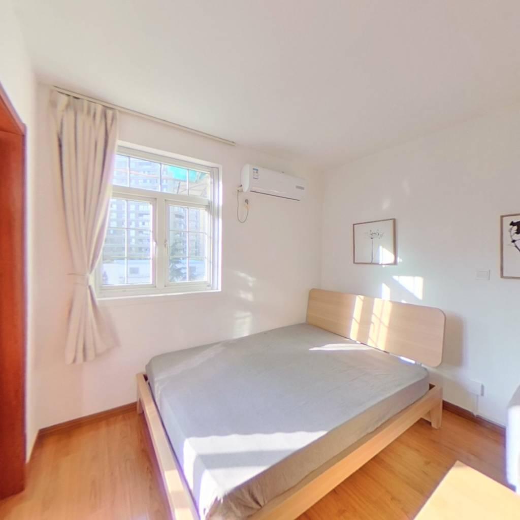 整租·南丹小区 1室1厅 西卧室图