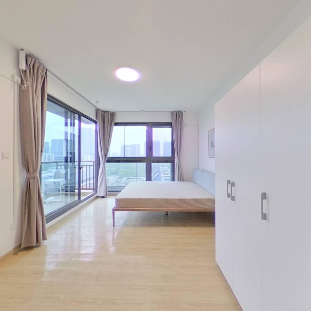 合租·世纪江湾 3室1厅 北卧室图