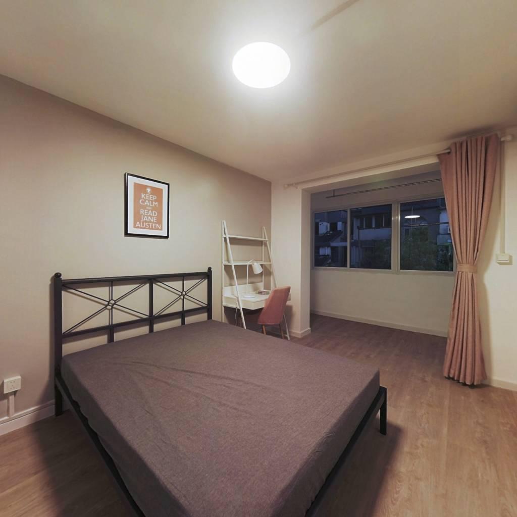 合租·二条巷(秦淮) 3室1厅 南卧室图